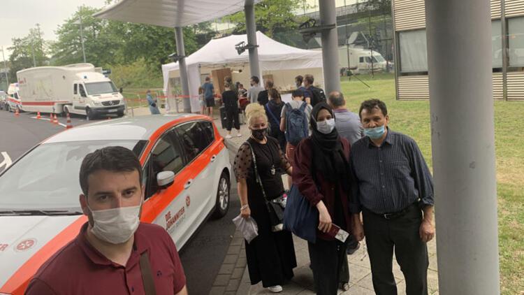 'Gönül rahatlığıyla Türkiye'ye gitsinler'