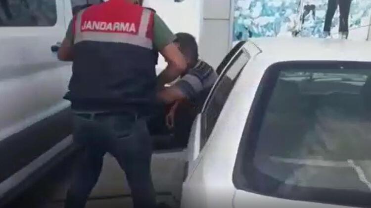 Diyarbakırda tarihi eser kaçakçısı 6 kişi suçüstü yakalandı