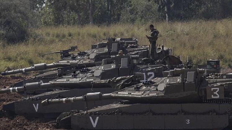 Son dakika haberi: İsrailden havanlı saldırı Ordu sözcüsü uyardı: Evlerinizden çıkmayın