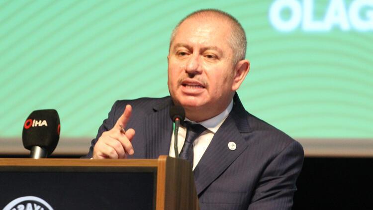 Konyaspor Başkanı Hilmi Kulluk: Genel kurulda aday olmayacağız