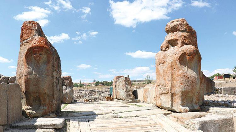 Alacahöyük kazıları başlıyor