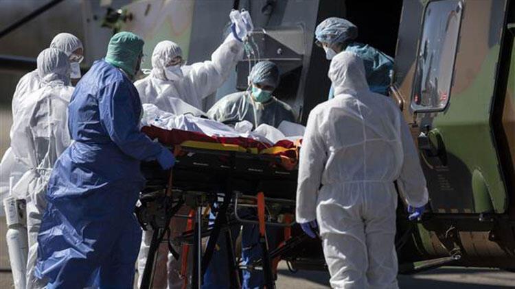Fransada koronavirüs nedeniyle ölenlerin sayısı 30 bin 209a yükseldi