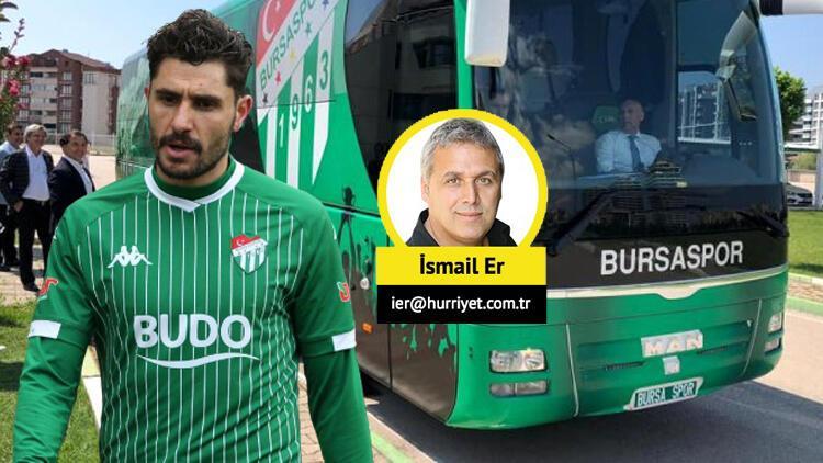 Bursaspor'da Özer Hurmacı krizinin perde arkası: 'Döverler' diye otobüse almamış