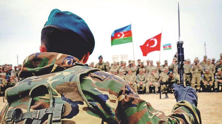 Ermenistan'a karşı gözdağı: Azerbaycan'la dev tatbikat
