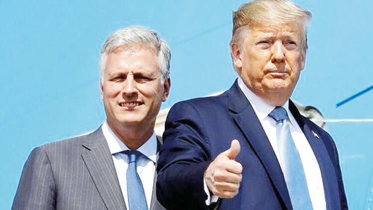 Beyaz Saray'da panik! Trump'ın danışmanı koronaya yakalandı