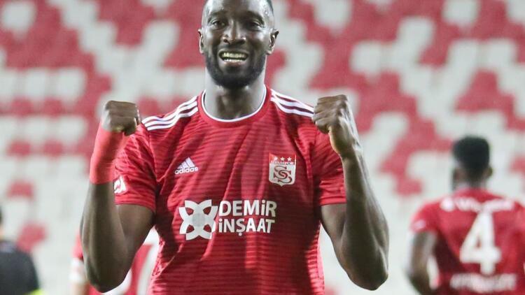 Sivasspor'un gol yükünü Yatabare sırtladı