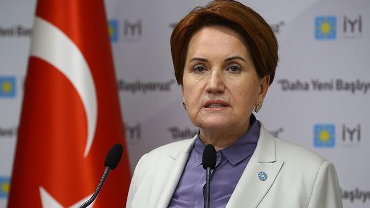 İYİ Parti Genel Başkanı Akşenerden İstanbul Sözleşmesi çağrısı