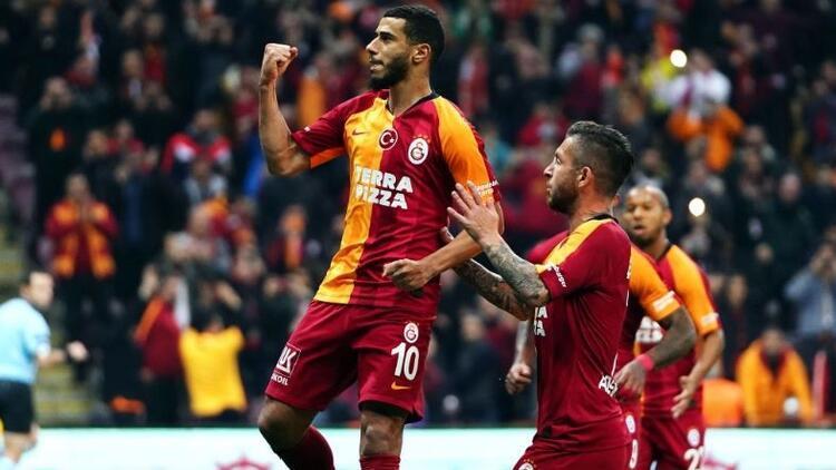Son dakika transfer haberi | Galatasarayda Younes Belhandaya teklif yok