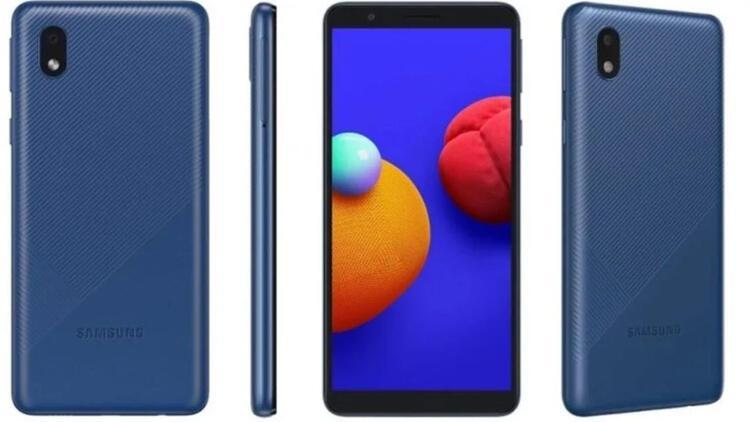Samsung Galaxy M01 Core tanıtıldı: İşte özellikleri