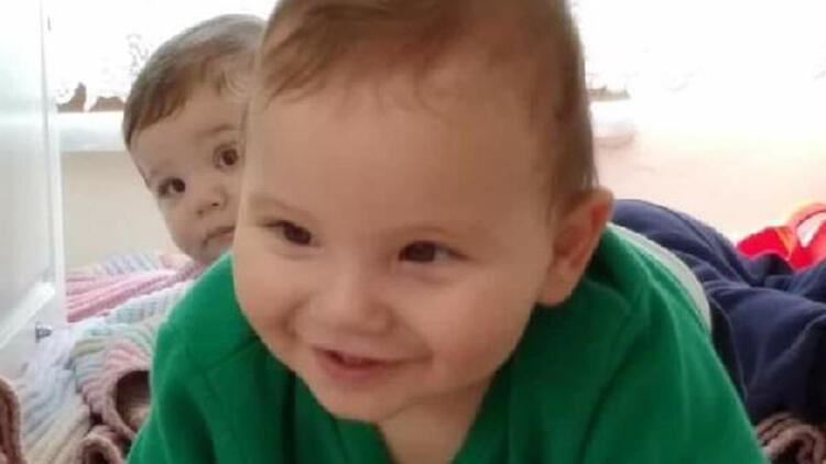17 günlük yaşam savaşını kaybeden Hamza bebek, toprağa verildi