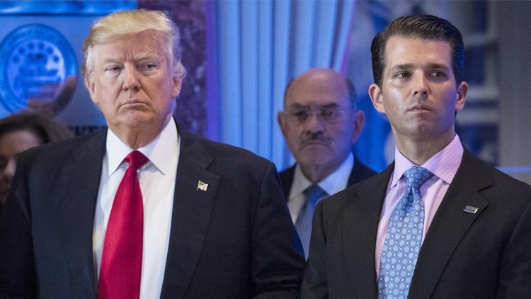 Trump ailesine bir Twitter şoku daha!