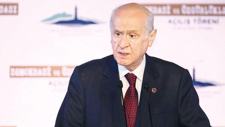 Bahçeli'den Kılıçdaroğlu'na anında cevap: 'Tavsiyemiz dostlarına fazla güvenmemesi'