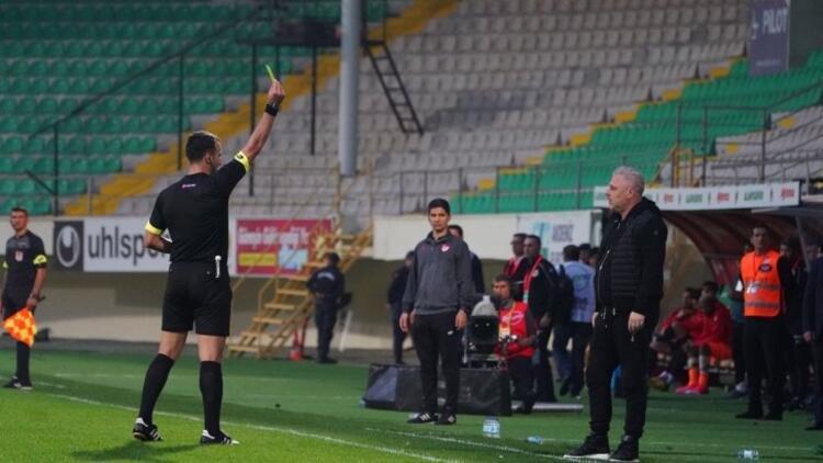 Gaziantep FK'nın dikkat çeken kart istatistiği! Sumudica tam 8 kez...
