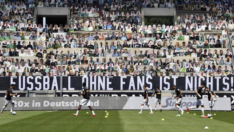 Maçlar seyircili oynanacak, alkol satılmayacak
