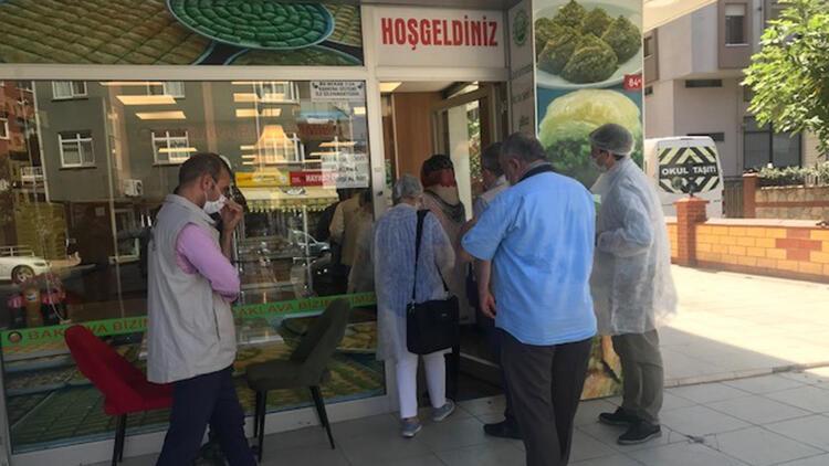 İstanbulda kasap ve baklavacılara bayram denetimi
