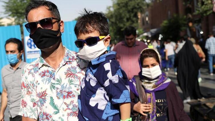 İranda Covid-19 nedeniyle son 24 saatte 196 kişi hayatını kaybetti