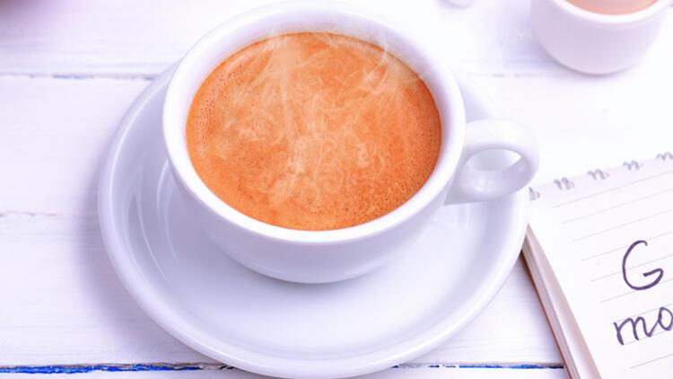 Yumurtalı kahve tarifi
