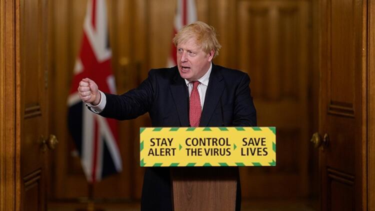 Boris Johnson'dan koronavirüste ikinci dalga açıklaması