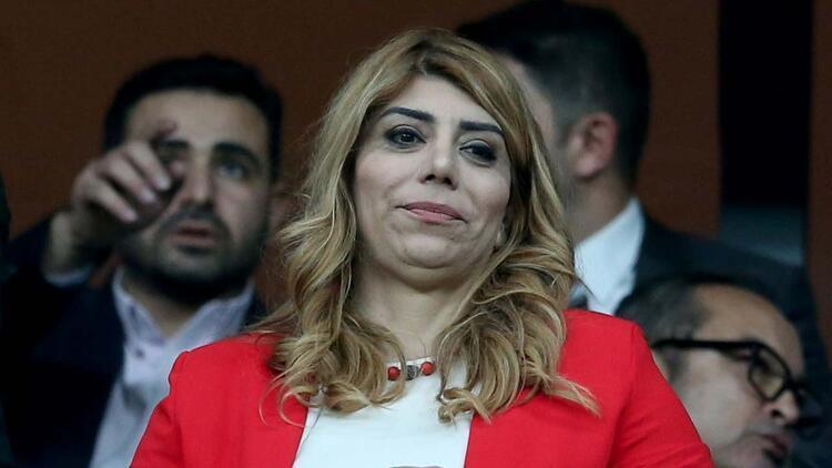 Son Dakika   Kayserispor Başkanı Berna Gözbaşıdan küme düşmenin kaldırılması hakkında açıklama