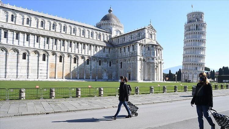 İtalya'da koronavirüs nedeniyle ölenlerin sayısı 35 bin 129'a yükseldi