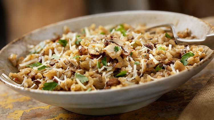 Mantarlı risotto tarifi ve malzeme listesi! Mantarlı risortto nasıl yapılır?