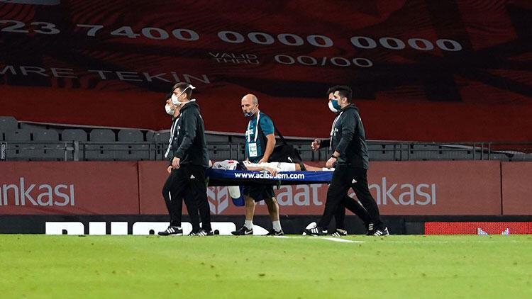 Son Dakika | Trabzonspor-Alanyaspor maçında Ekuban ve Novak sakatlandı