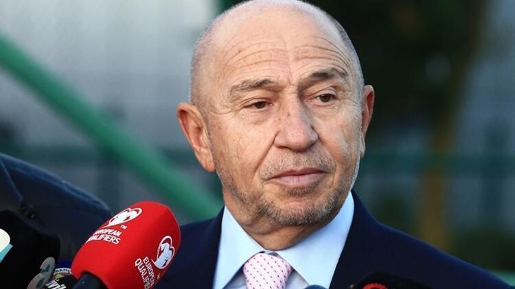 Son Dakika | Nihat Özdemir'den yayıncı kuruluş ve Süper Lig açıklaması! Süper Lig 22 takımla mı oynanacak?