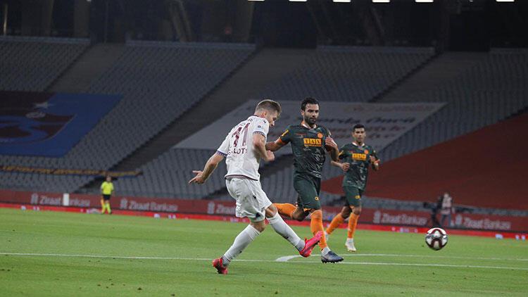 Son Dakika | Alexander Sörloth'tan transfer açıklaması! 'Trabzonspor ile kontratım var'