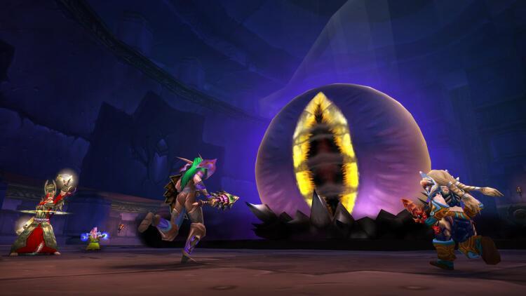 World of Warcraft Classic'te Ahn'Qiraj Kapıları açılıyor