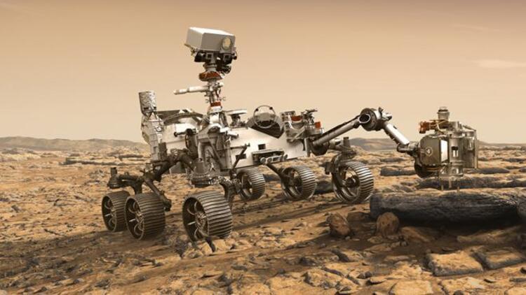 NASA'nın yeni aracı Mars'ta yaşam izini nasıl arayacak?