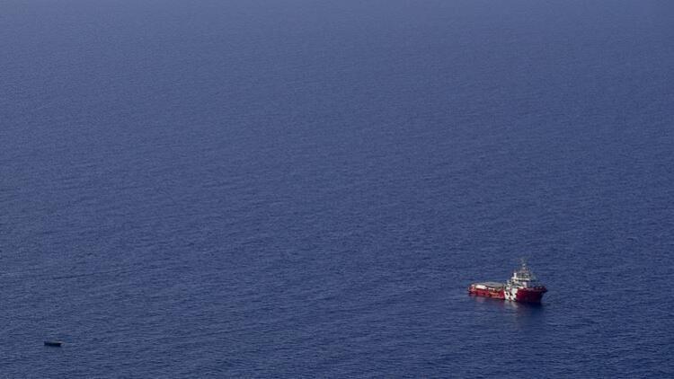 Tunus açıklarında göçmen teknesi battı 25 göçmen kayboldu