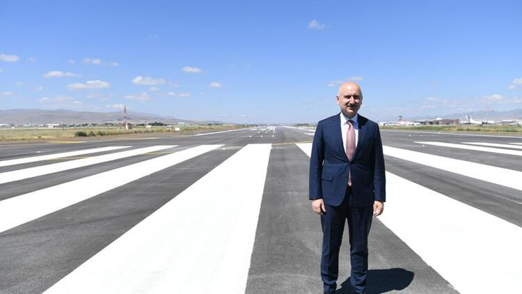 Erzurum Havalimanındaki CAT 3A sistemi tamamlandı