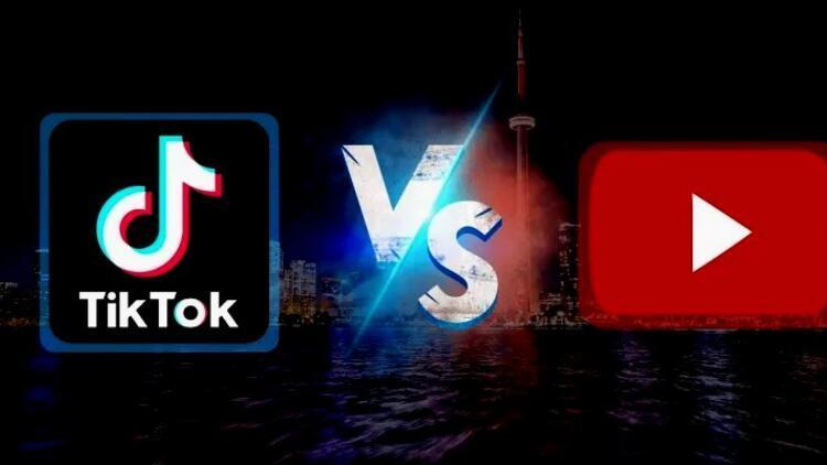 YouTube ve TikTok rekabetinde son durum nasıl?
