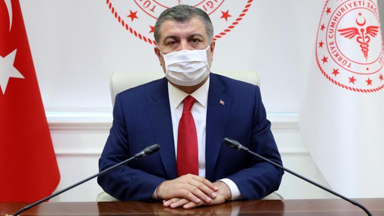 Bakan Koca'dan 81 İl Sağlık Müdürüne bayram uyarısı