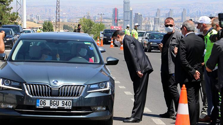 Ankara Valisi Şahinden, trafik ve koronavirüs kurallarına uyun çağrısı