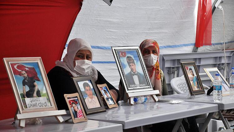 HDP önündeki eylemde 332'nci gün