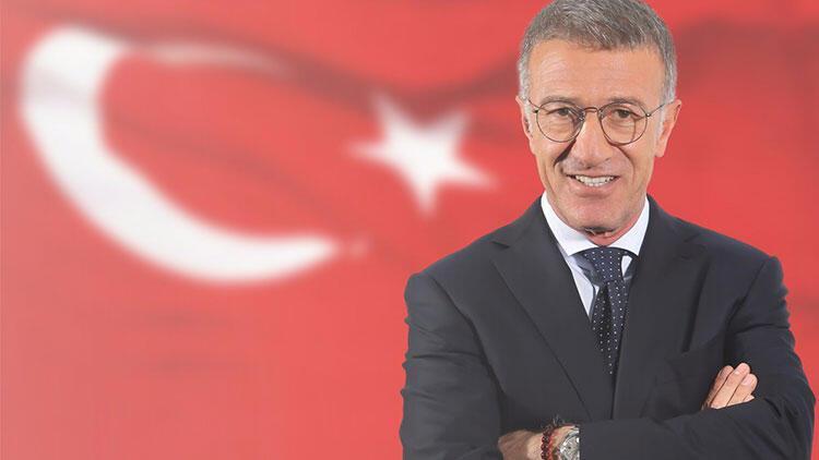 Trabzonspor Başkanı Ahmet Ağaoğlu, PFDK'ya sevk edildi
