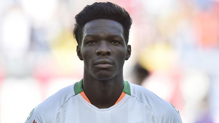 Son Dakika   Beşiktaş, Fabrice NSakala transferini bitirdi