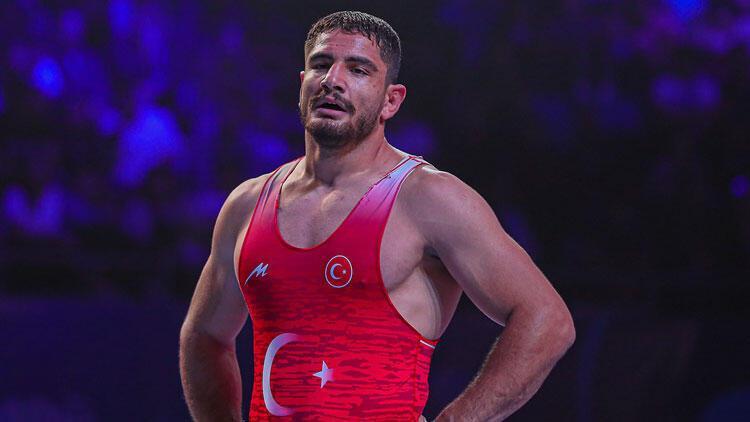 Milli güreşçi Taha Akgül, eski performansına kavuşmak istiyor