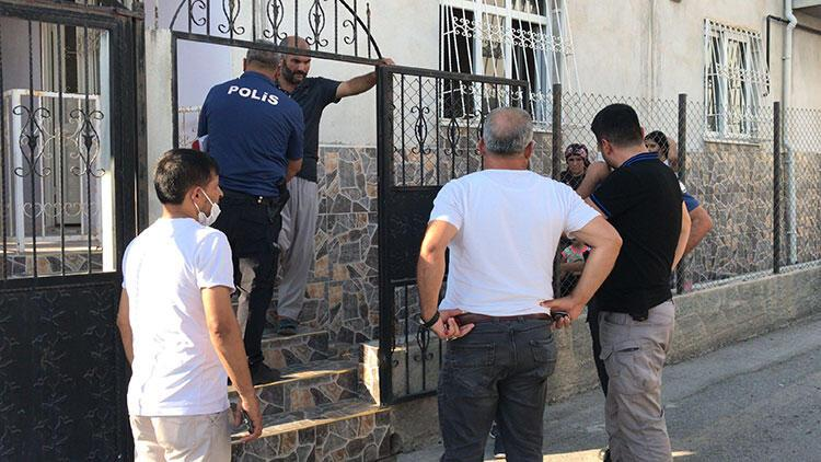 Adana'da molotofkokteylli kundaklama girişimi