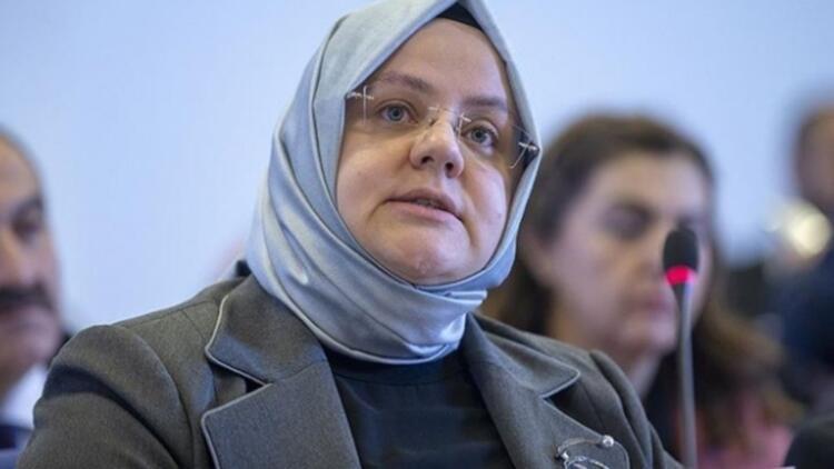 Aile, Çalışma ve Sosyal Hizmetler Bakanı Selçuk: - Fikrine güvenenler, edepsiz ifadeler kullanmak zorunda kalmaz