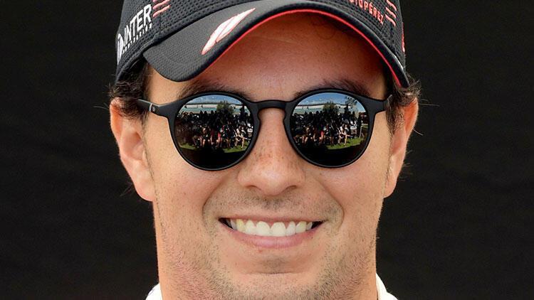 F1 pilotu Perez'in corona virüsü(koronavirüs) testi pozitif çıktı