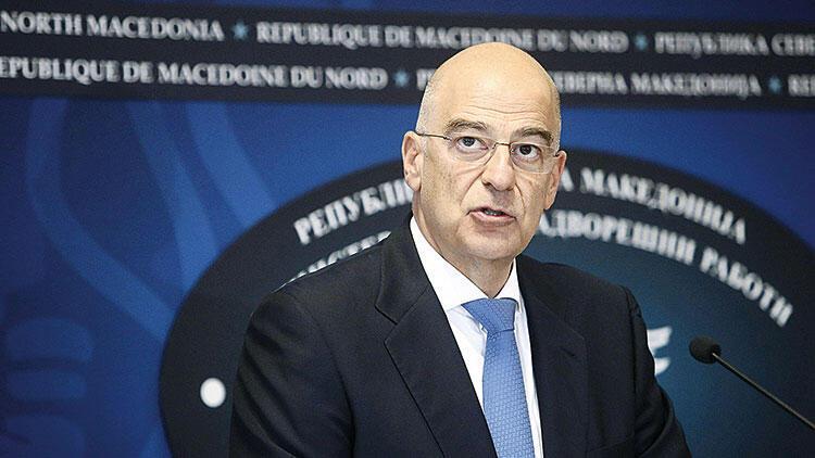 Yunan bakandan Çavuşoğlu'na mesaj