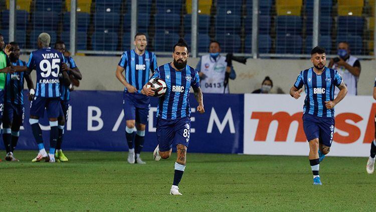Adana Demirspor'da Erkan Zengin ve Kurtuluş'un dikkat çeken penaltı kararı!