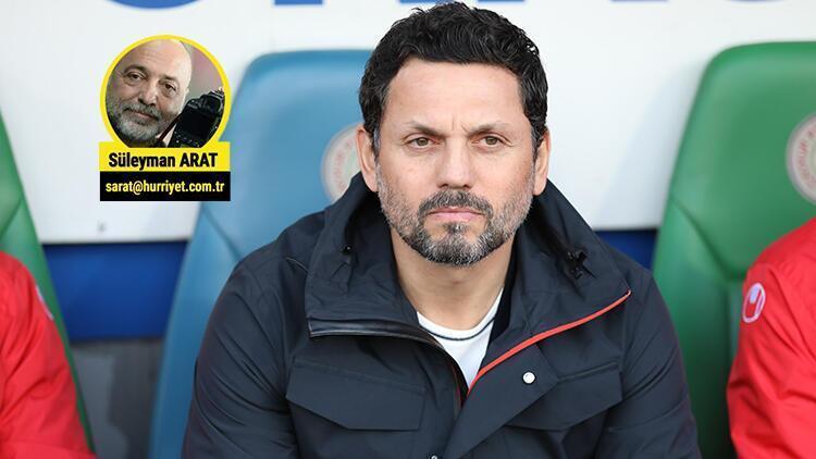 Fenerbahçe'de Erol Bulut'u ateşten gömlek bekliyor!