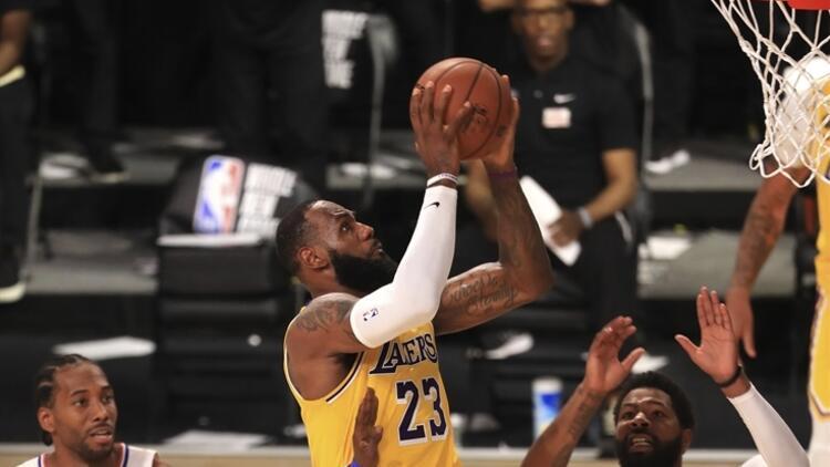 NBAde Gecenin Sonuçları   Normal sezon yaklaşık 5 ay aradan sonra yeniden başladı
