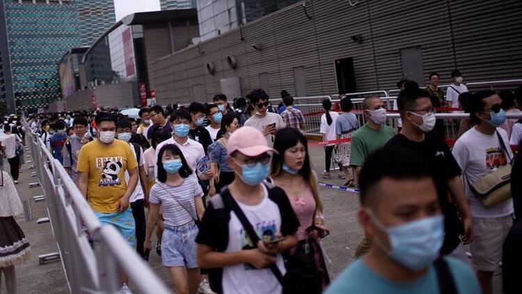 Çin'de 127, Güney Kore'de 36 yeni Covid-19 vakası görüldü