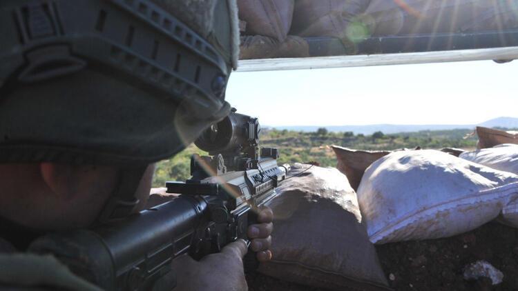 Son dakika haberi: MSB: Fırat Kalkanı bölgesinde 1 terörist gözaltına alındı
