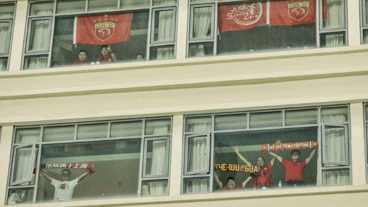 Çinde maç izlemek için otel odası kiraladılar