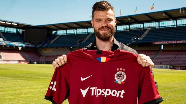 Son Dakika   Antalyaspordan ayrılan Celustka, Sparta Praga imza attı